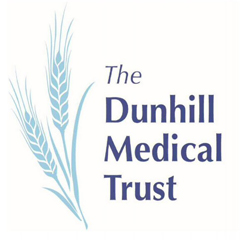 Dunhill Medical Trust logo