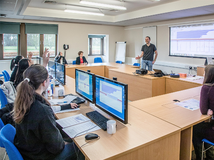 Bioinformatics training course