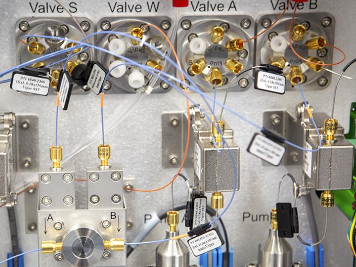 Mass Spec HPLC system