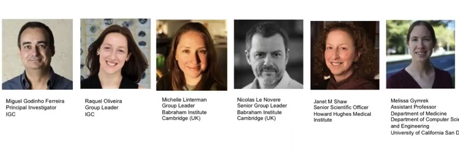 Michelle Linterman & Nicolas le Novere talk jobs with eLife Community