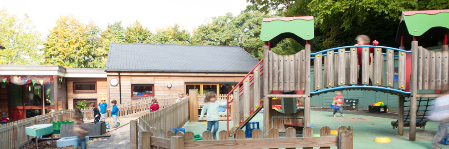 Outstanding! Institute nursery retains Outstanding OFSTED rating