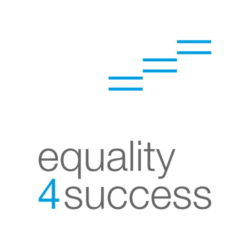 Equality for success logo