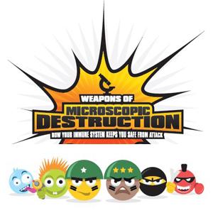 Weapons of Microscopic Destruction logo